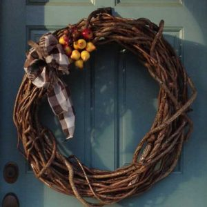 Small Bittersweet Wreath