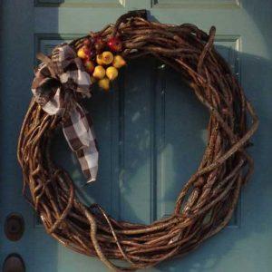 Small Bittersweet Wreath