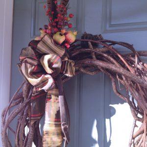 Large Bittersweet Wreath